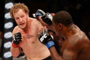 The Ultimate Fighter Finale: Rosholt v Harris